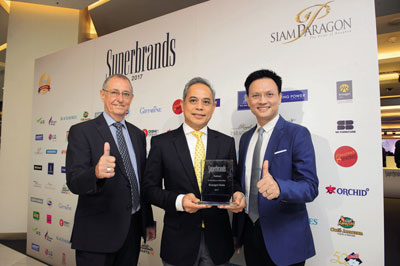 Superbrands Thailand Council
