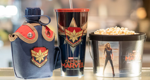 KRUNGSRI EXCLUSIVE Movie Night: Captain Marvel