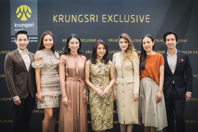 Krungsri open the New Krungsri Exclusive Center to fulfill customers lifestyles in the heart of Bangkok