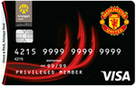 Manchester United Debit Card