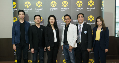 "Krungsri Hosts ""Krungsri SME Digital First"" at Chiang Mai"