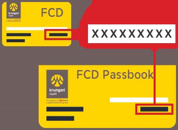 กรอกข้อมูล บัตรกรุงศรี FCD