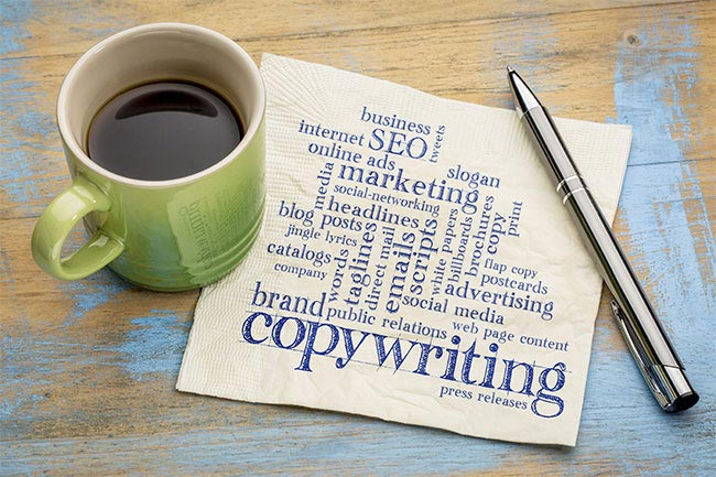 อาชีพ Digital Copywriter