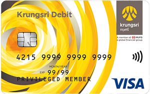 Krungsri Debit  Card