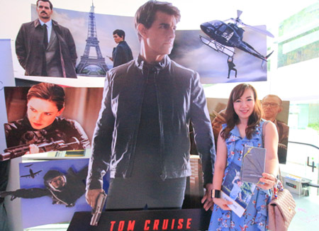 KRUNGSRI PRIME movie night  'Mission Impossible - Fallout'