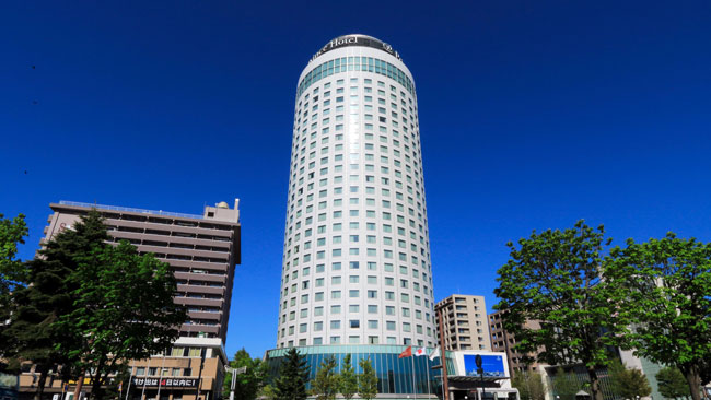 Sapporo Prince Hotel จาก Official